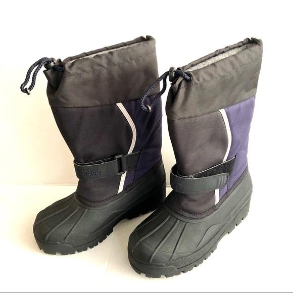 L.L. Bean Other - LL Bean Kids Northwood Snow boots Size 2